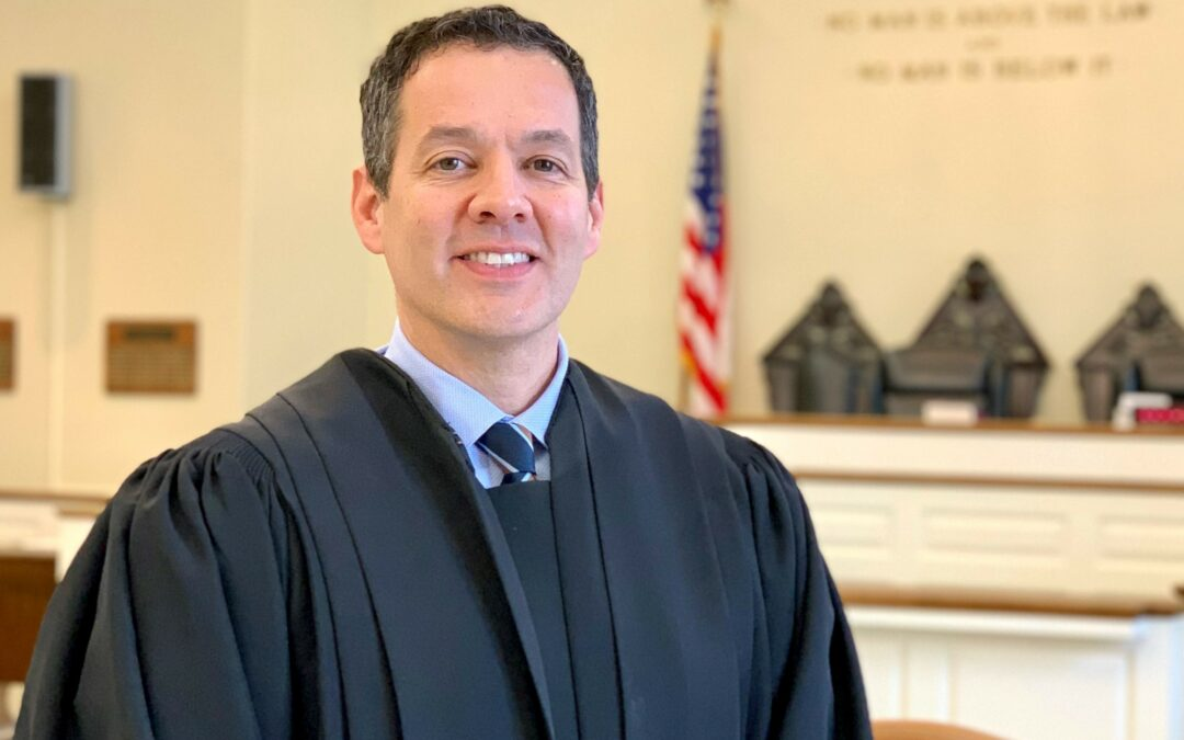 The Honorable Thomas M. Bianco Now President Judge Indiana County Court of Common Pleas
